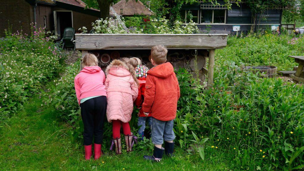 Natuur- en milieueducatie